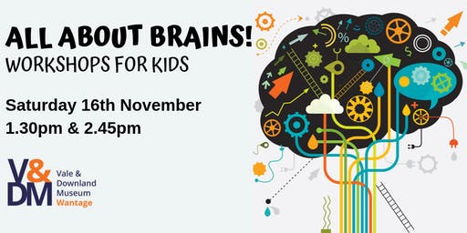 All About Brains! Workshops for Kids