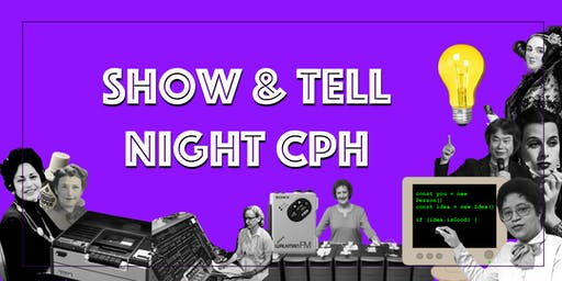 Show & Tell Night CPH #5 [Christmas special!]