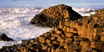 Giant's Causeway and Carrick-a-Rede Rope Bridge from Dublin (May20-Aug20)