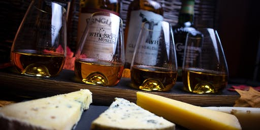 Whiskey & Cheese Pairing Evening: Halloween Special