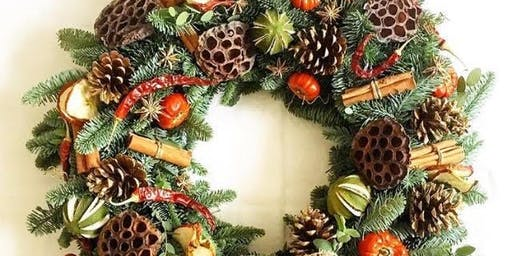 Christmas Wreath Workshop