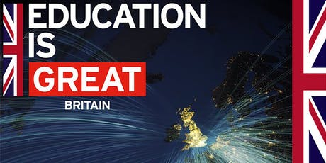 Education is GREAT reception at ICEF Berlin tickets
