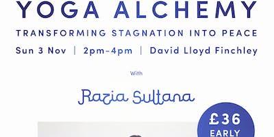 Yoga Alchemy - Transforming Stagnation Into Peace