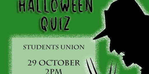 LIT Halloween Horror Table Quiz