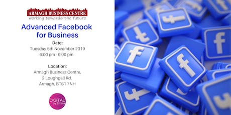 Advanced Facebook for Business tickets