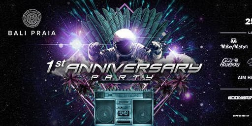 Bali Praia 1st Anniversary Party