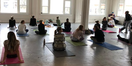 Happy Hour Yoga at Company Brewing & 53212 Presents tickets