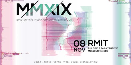 RMIT University presents 'MMXIX' tickets
