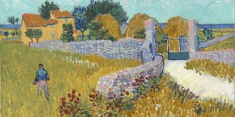 International Stammtisch - Making Van Gogh - Guided Tour  tickets