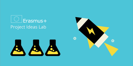 Erasmus+ Strategic Partnership Ideas Lab for Schools, VET and Adult Ed tickets