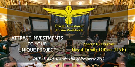 IX Grand Private Investment Forum Worldwide tickets
