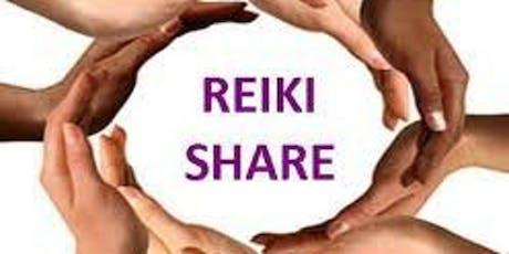 Brisbane Reiki Share Circle tickets