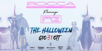 Flamingo Halloween - 31 Ottobre c/o La Rocca Gold - Arona -