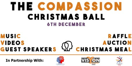 The Compassion Christmas Ball tickets