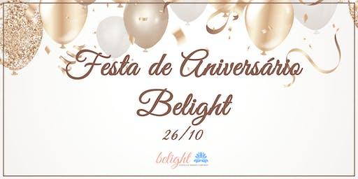 Aniversário da Belight, Estética & Terapias Corporais