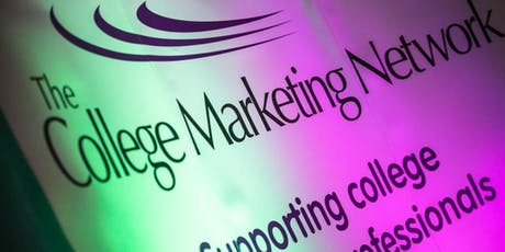 College Marketing Network 32nd Annual Conference - full conference place tickets