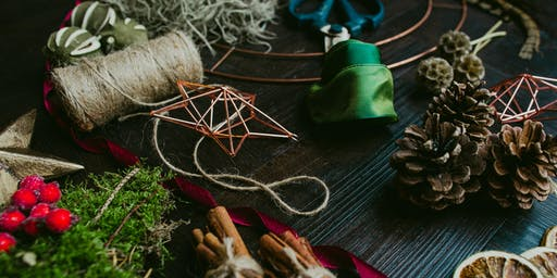 Contemporary  Wreath Workshop