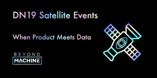 The intersection of Product and Data- When Product Meet Data