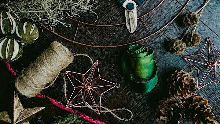 Contemporary  Wreath Workshop image