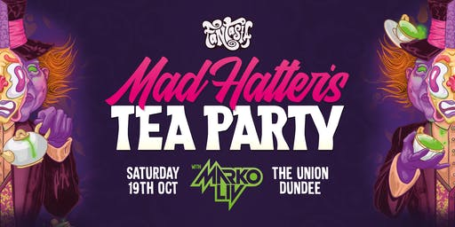 2019/20 Fantasia: Mad Hatter Tea Party (Saturday 19 October, 2019)