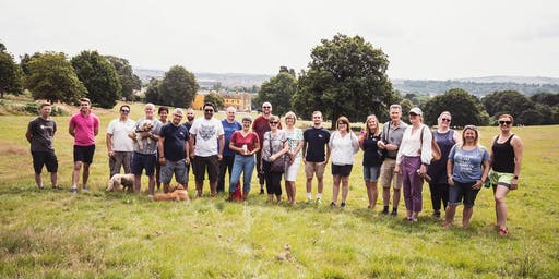 Met Walking @ Ashton Court