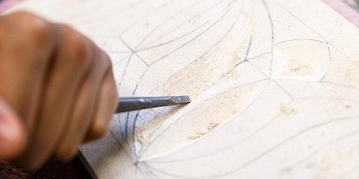 Plaster Carving Workshop