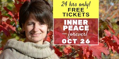 Awakening Ottawa LIVE Workshop & Reception Topics: Ego to Enlightenment tickets
