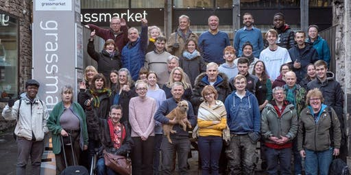 Grassmarket Community Project AGM 2019