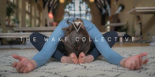 Wake Collective: Chakra Series // The Muladhara