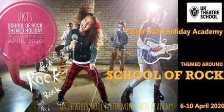 'School of Rock' Themed Holiday Academy tickets