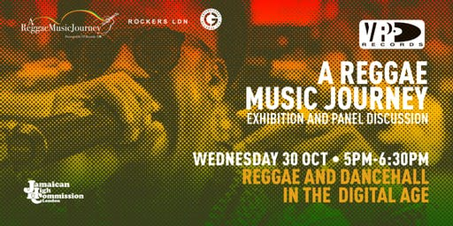A Reggae Music Journey - Reggae and Dancehall in the digital age