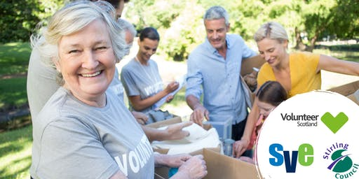 Stirling's Alive with Volunteering