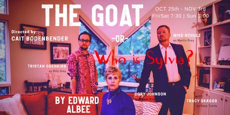 The Goat or, Who is Sylvia? tickets