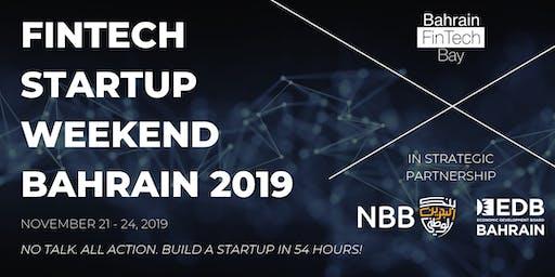 FinTech Startup Weekend Bahrain 2019