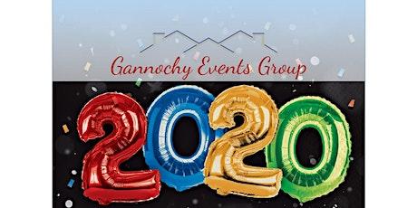 Gannochy New Year Party tickets