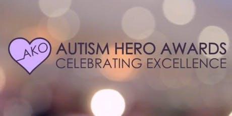 Autism Hero Awards 2019 tickets