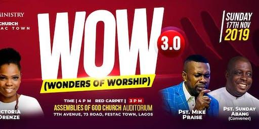 Wonders Of Worship (WOW 3.0)