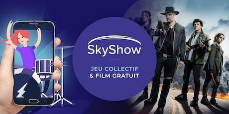 Visionnez Le Retour à Zombieland (2019) et soutenez la start-up SkyShow billets