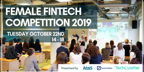 Female FinTech Competition 2019 Tickets