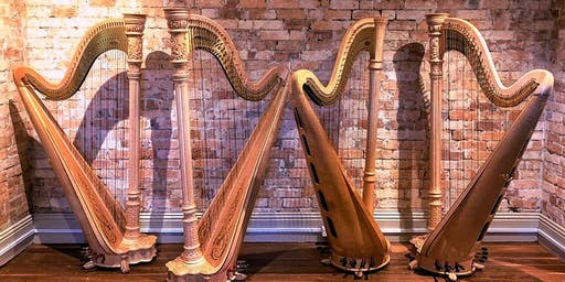 Australian Harp Quartet in Recital