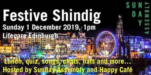 Sunday Assembly Festive Shindig 2019