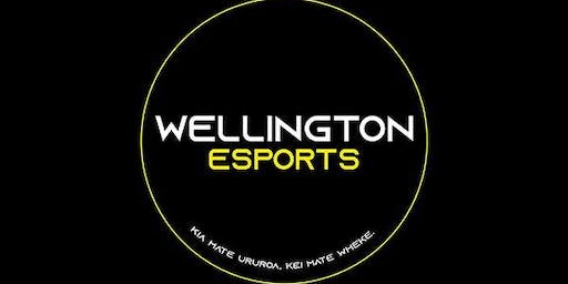 Wellington Esports - End of Year Meetup