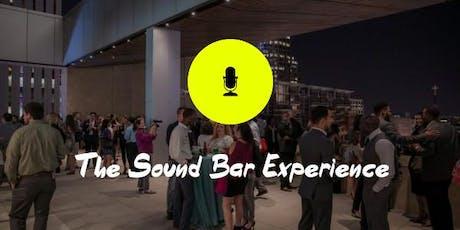 The Sound Bar experience (Sponsor meet Influencer) tickets