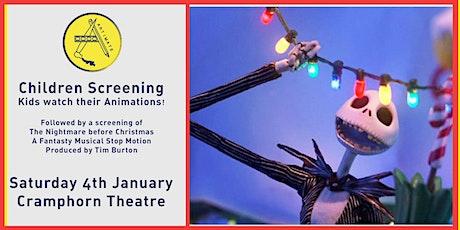 Children's Animation Screening - Artimate Afterschool Clubs tickets