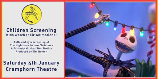 Children's Animation Screening - Artimate Afterschool Clubs
