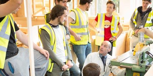 Construction Open Recruitment Evening - Teachers, Assessors, IQAs, etc.