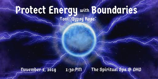 Protect Energy with Boundaries