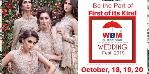 WBM Wedding Festival 2019 At Amanah Mall