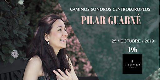 """Concierto Benéfico de Piano """"Caminos Sonoros Centroeuropeos"""""""