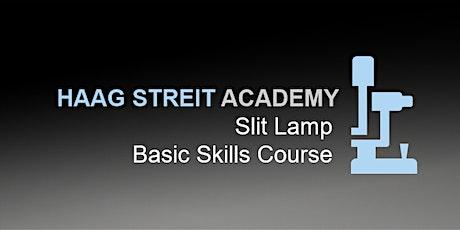 Haag-Streit Academy Slit Lamp Basic Skills Course  tickets